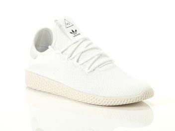 8784fdc98 Adidas Pharrell Williams Tennis HU White Male B41792