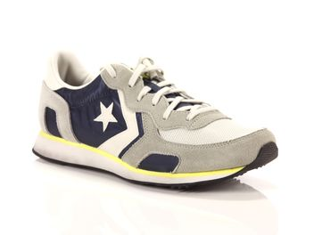 2c63111af9361f Converse Auckland Racer Ox Wrinkle Distressed Grey Male 156754C