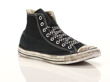 284476dc3175 Converse Chuck Taylor All Star High Limited Edition Black Uomo e ...