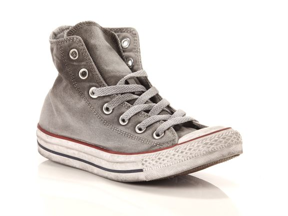 Converse All star chuck taylor high canvas ltd op grey Man